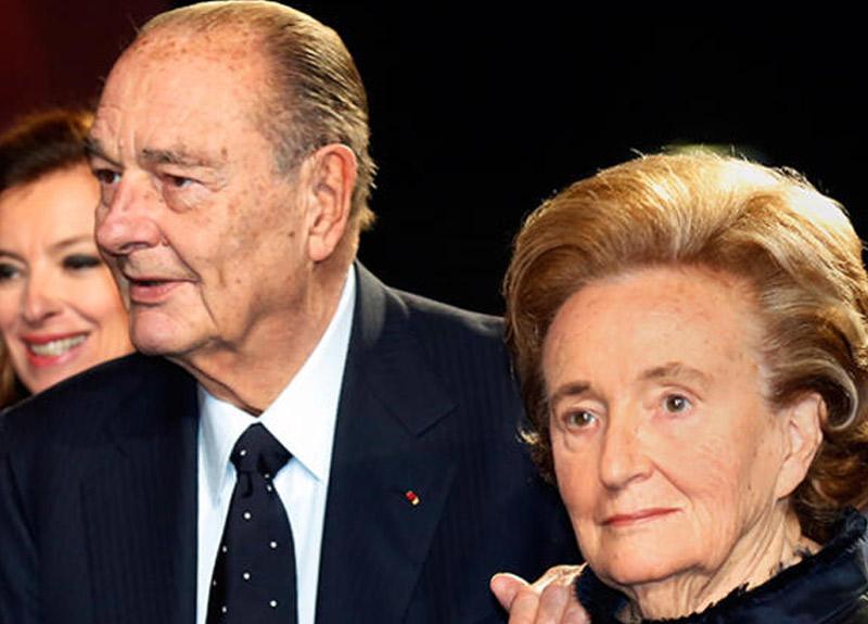 Fransa eski Cumhurbaşkanı hayatını kaybetti