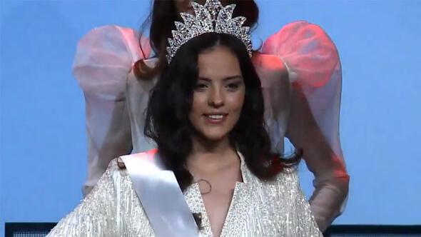 Miss Turkey 2019'un birincisi belli oldu