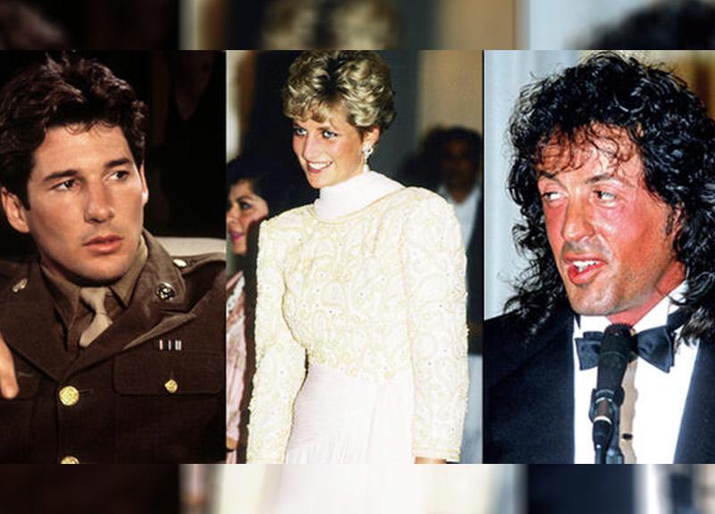 Yıllar sonra ortaya çıktı: Diana için yumruk yumruğa geldiler