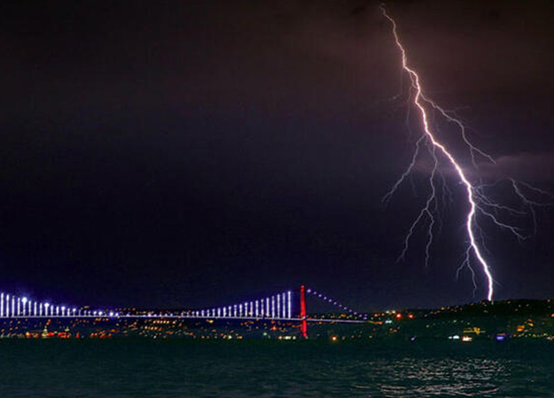 İstanbullular dikkat! Bu gece ikinci dalga geliyor