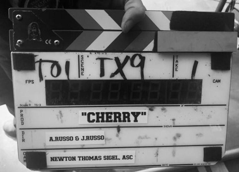 Russo Kardeşler, 'Cherry'nin çekimlerine başladı!