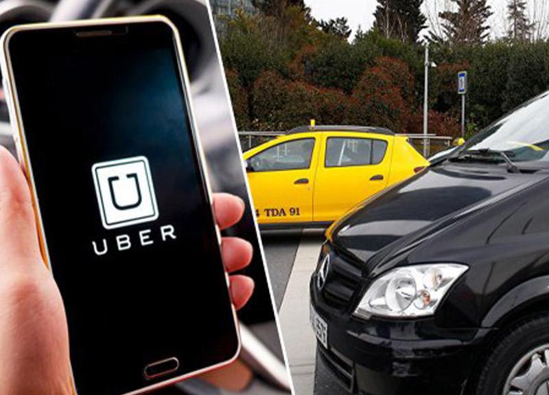 Uber'e erişim engellendi! İşte mahkemenin kararı…