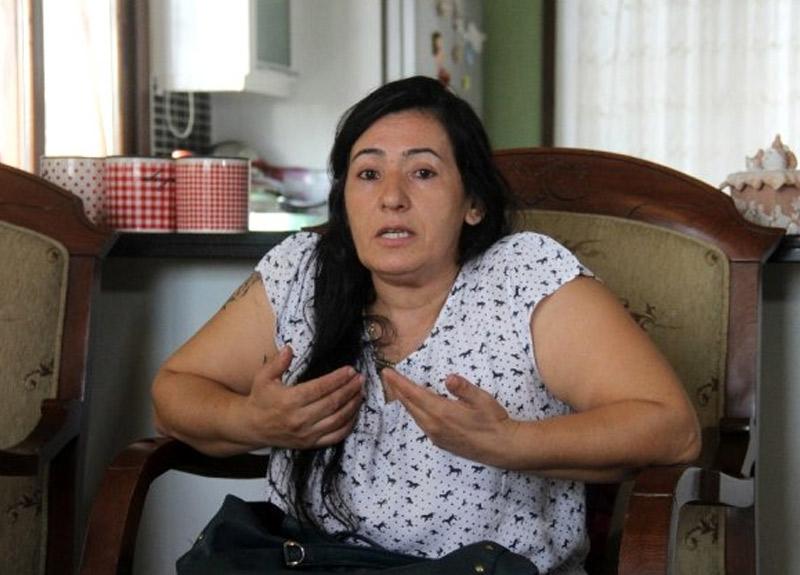 Kocasına attığı çanta silah sayıldı, 5 ay hapis cezası yedi