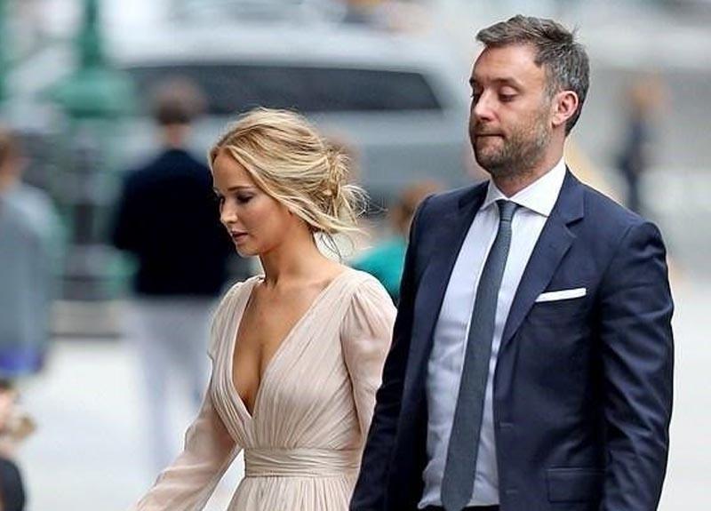 Jennifer Lawrence evleniyor