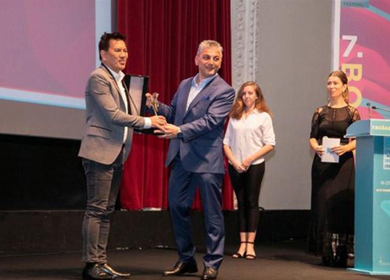 Boğaziçi film festivali başladı!
