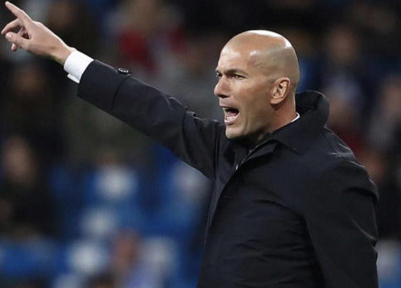 Real Madrid hocası Zidane'dan Galatasaray açıklaması