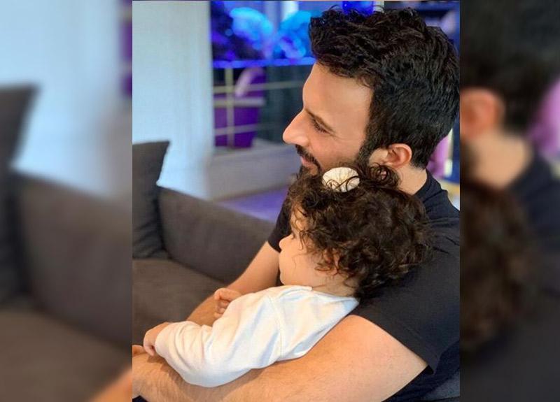 Tarkan'ın kızı Liya ile paylaştığı fotoğrafa beğeni yağmuru