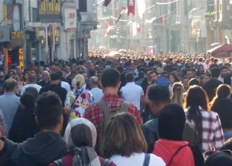 İstiklal Caddesi'nde hareketlilik: Çantamda bomba var patlatacağım