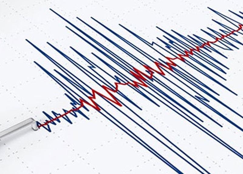 Akdeniz'de 3.4 büyüklüğünde deprem!