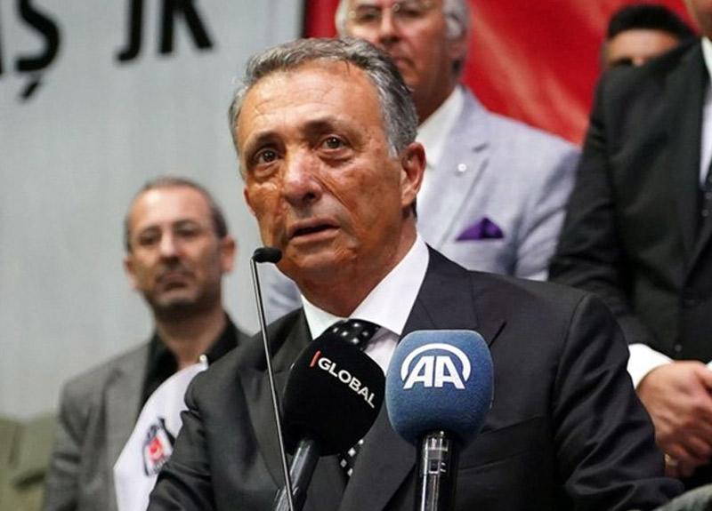 Beşiktaş Başkanı Ahmet Nur Çebi, transferde bombayı patlatıyor