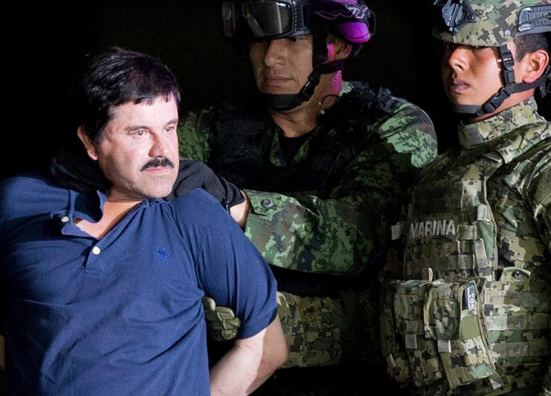 Meksika hükümeti kararlı! El Chapo çetesine 400 asker saldıracak