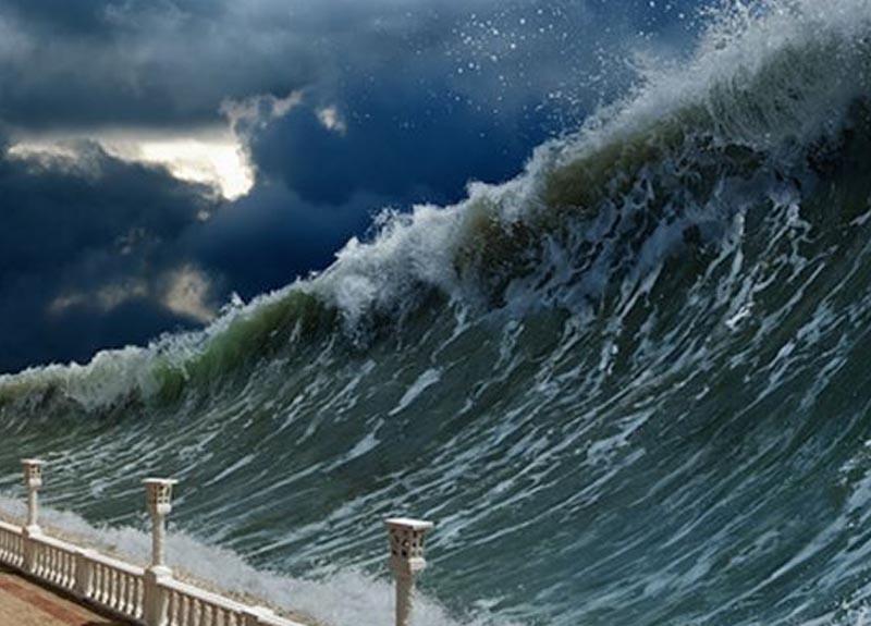 Deprem sonrası 7 dakika uyarısı! 'Marmara'da tsunami tehlikesi var'