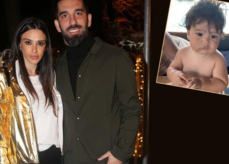Arda Turan'ın eşi Aslıhan Doğan Turan'dan duygusal kutlama