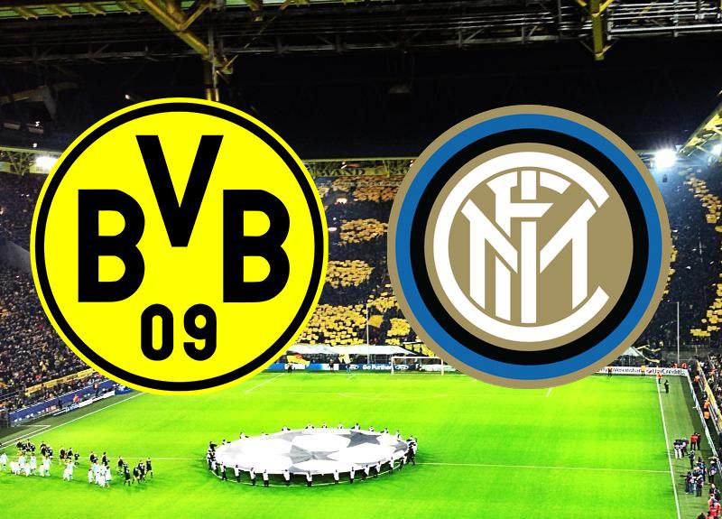 Dortmund İnter maçı saat kaçta? Dortmund İnter maçı canlı nasıl izlenir?