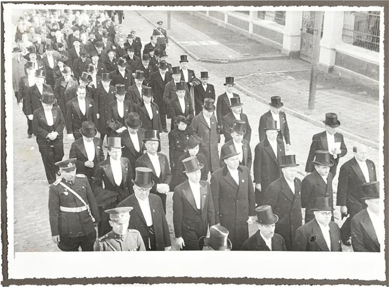 Ulu Önder Mustafa Kemal Atatürk'ün cenazesinin bilinmeyen fotoğrafları