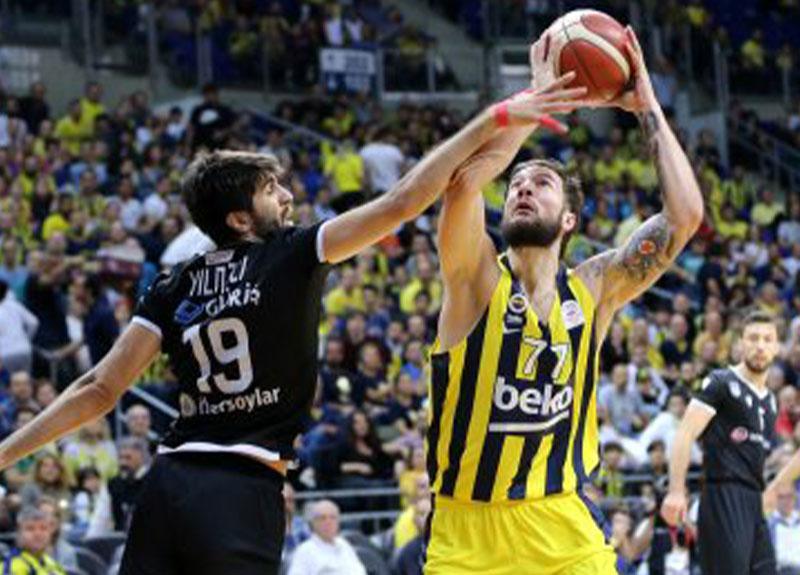 Fenerbahçe Beko - Beşiktaş Sompo Japan maçını hangi takım kazandı?