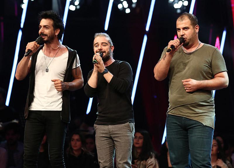 O Ses Türkiye (10 Kasım 2019) Mikail Karaali