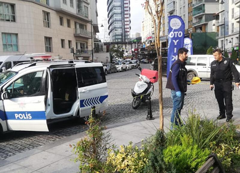 İstanbul Esenyurt'ta sokak ortasında silahlı çatışma çıktı