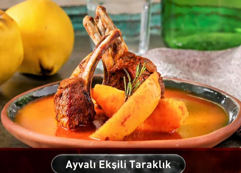 Gaziantep'in vazgeçilmez lezzeti: Ayvalı Ekşili Taraklık tarifi ve malzemeleri | 26 Kasım MasterChef