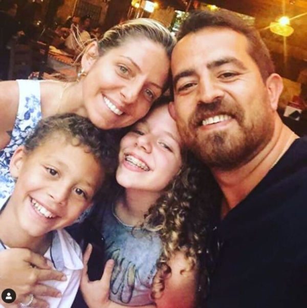 Defne Joy Foster'ın oğlu Can Kılıç 10 yaşına bastı