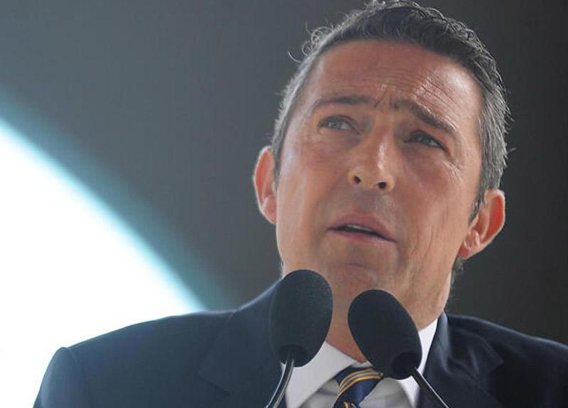 Fenerbahçe Başkanı Ali Koç'tan flaş açıklama: VAR incelemesine mantıklı bir açıklama bulamıyoruz