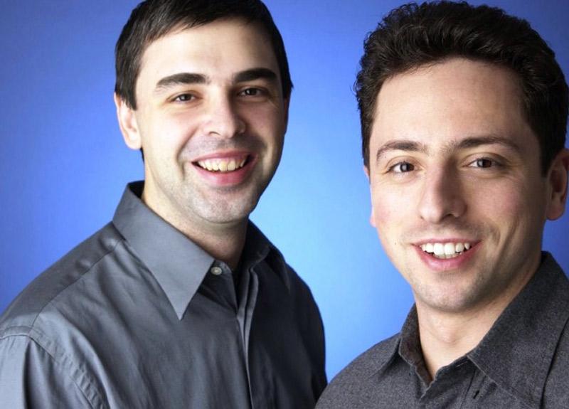 21 yıl önce Google'ı kuran Larry Page ve Sergey Brin, CEO'luğu bırakıyor
