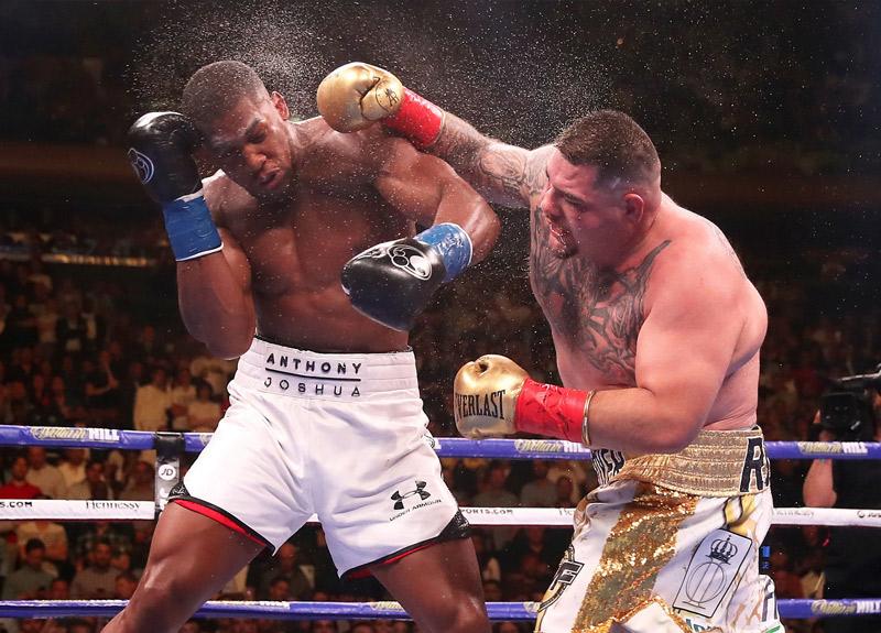 Anthony Joshua - Andy Ruiz boks maçı canlı izle (S Sport canlı izle)