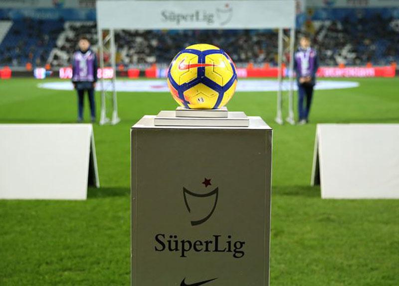 Süper Lig puan durumu - 14. hafta Süper Lig maç sonuçları