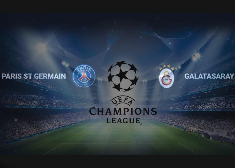 PSG - Galatasaray maçı canlı izle! PSG - Galatasaray canlı yayın!