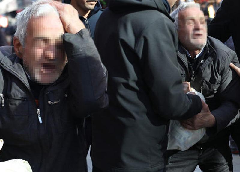 Antalya'da dilenci ve seyyar satıcılara yönelik operasyon düzenlendi
