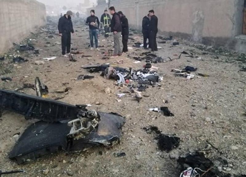 New York Times, Ukrayna uçağını İran füzesinin vurduğuna dair görüntülere ulaştığını iddia etti