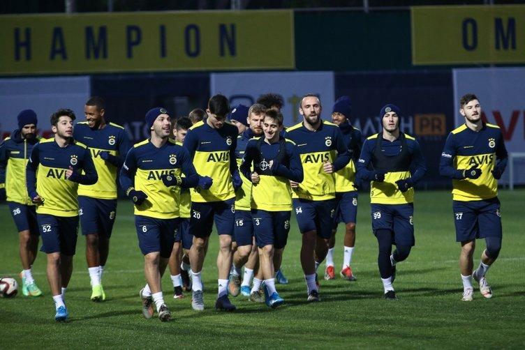 Fenerbahçe'nin Kayserispor 11'i nasıl olacak? Ersun Yanal'dan flaş kararlar...