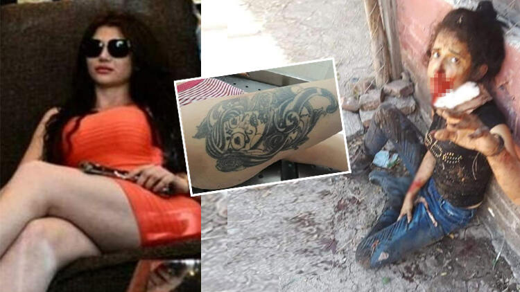 Meksika'da suç örgütü üyelerinden La Catrina lakaplı Maria Guadalupe Lopez öldürüldü