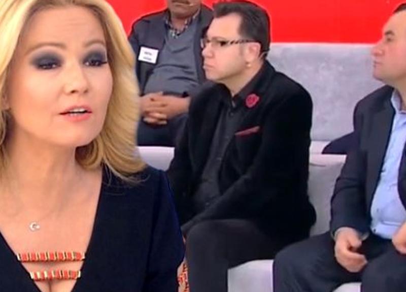 Müge Anlı'nın programına çıkan çete lideri, canlı yayında gözaltına alındı