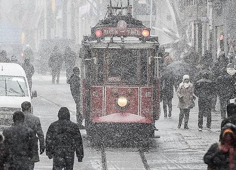 Meteoroloji gün verdi: İstanbul'a kar geliyor | Meteoroloji hava durumu haberleri