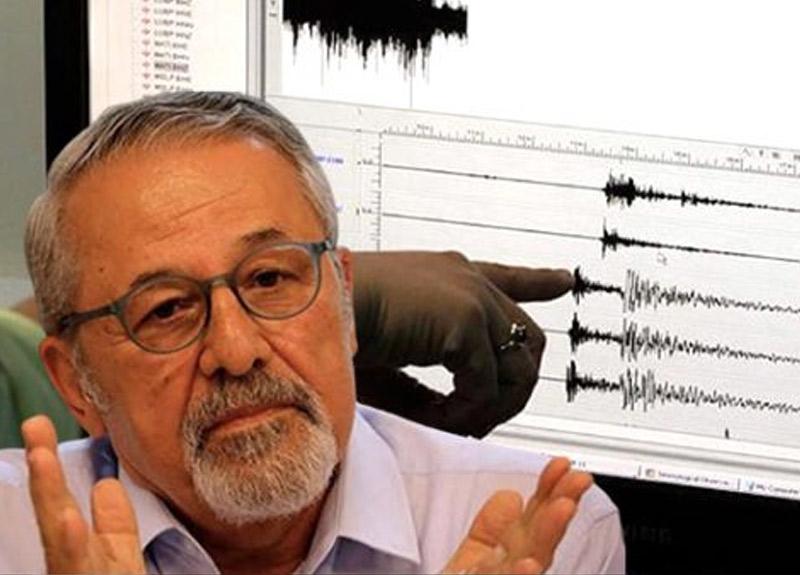 Deprem uzmanı Naci Görür'den olay Marmara depremi tarihi! En az 7.2 büyüklüğünde...
