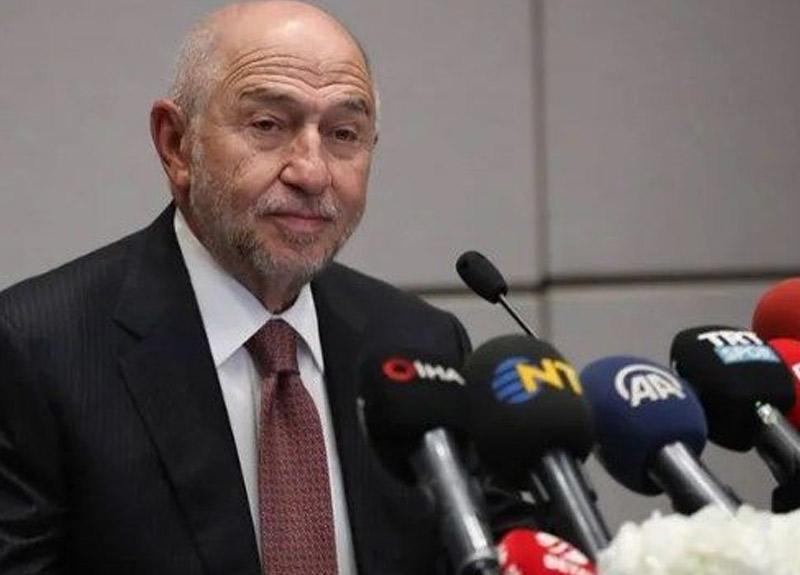 TFF Başkanı Nihat Özdemir istifa mı etti? Türkiye Futbol Federasyonu'ndan resmi açıklama geldi