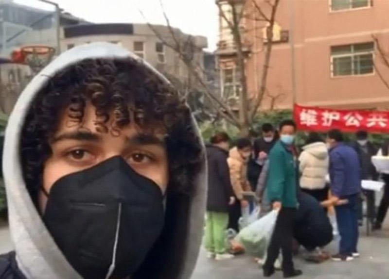 Çin'deki Türk öğretmen koronavirüsünde son durumu anlattı! 'Sosyal yaşam sıfıra indi, fabrikalar durdu'