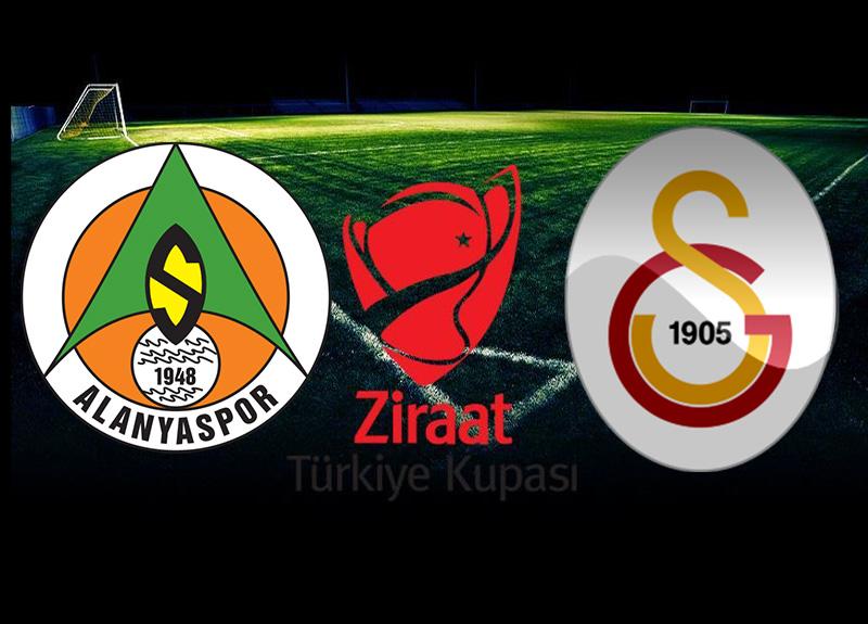 Alanyaspor - Galatasaray maçı ne zaman, saat kaçta, hangi kanalda? (CANLI  İZLE)