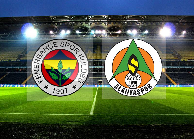 Fenerbahçe - Alanyaspor maçı ne zaman, saat kaçta, hangi kanalda?