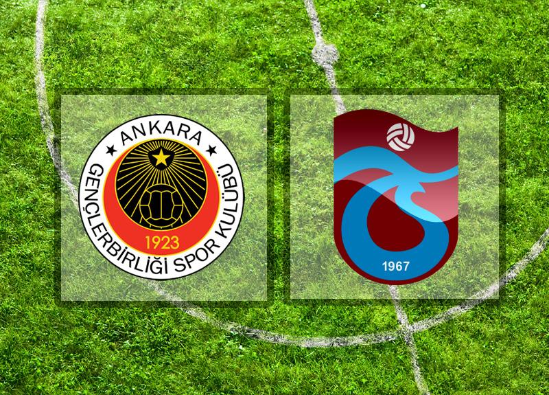 Gençlerbirliği - Trabzonspor maçı ne zaman? Gençlerbirliği Trabzonspor maçı saat kaçta, hangi kanalda?
