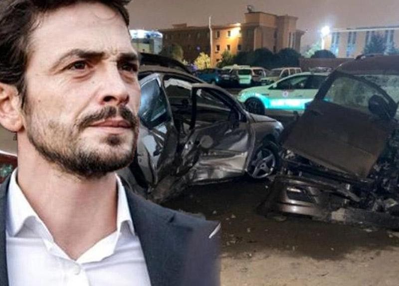 Ahmet Kural alkollü araç kullanırken kaza yaptı! Ehliyetine el konuldu...