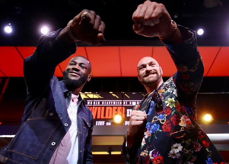 Tyson Fury - Deontay Wilder maçı ne zaman, saat kaçta? Wilder Fury maçı hangi kanalda?