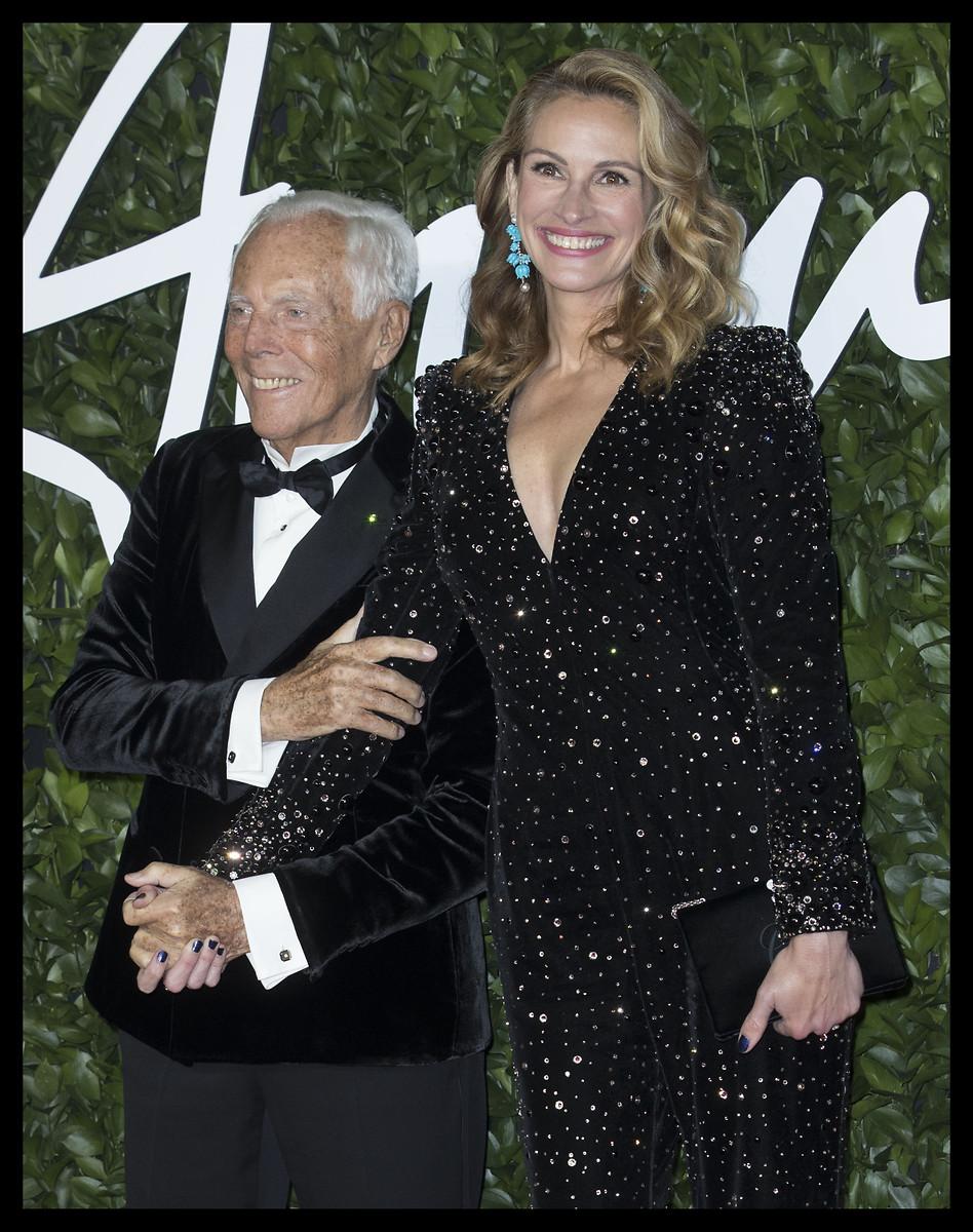 Moda devi Giorgio Armani'den konuşulacak sözler: Kadınlar, biz moda tasarımcıları tarafından tecavüze uğruyor