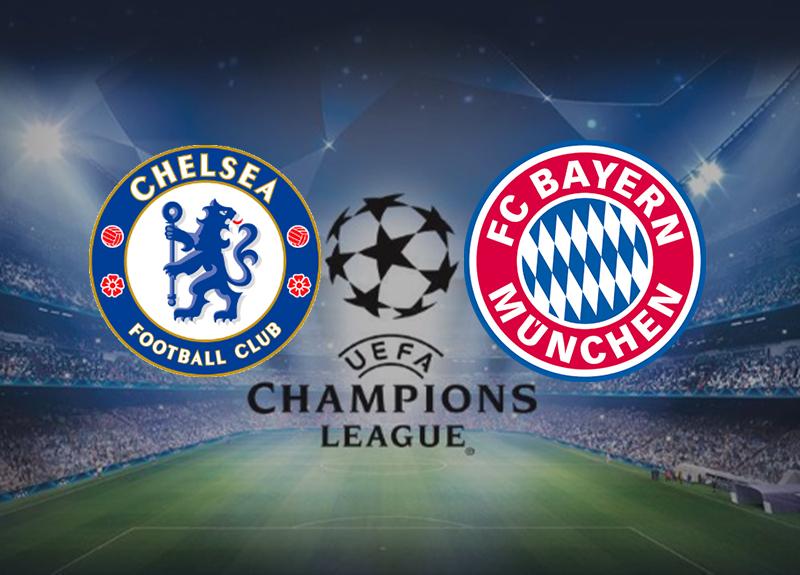 Chelsea - Bayern Münih maçı canlı yayını | Chelsea - Bayern Münih maçı canlı izle!