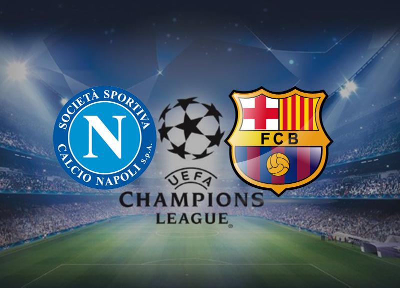 Napoli Barcelona maçı canlı yayını |Napoli Barcelona maçı canlı izle!