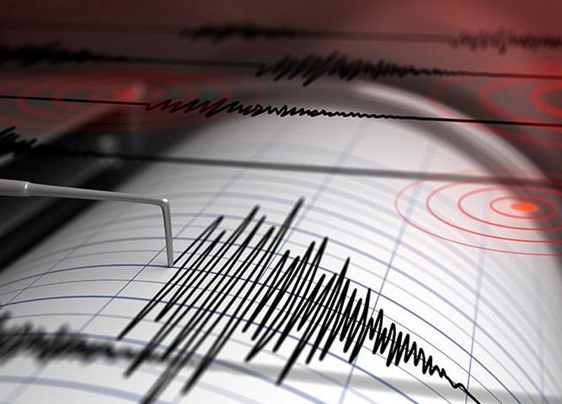 Akdeniz'de 4.5 büyüklüğünde bir deprem meydana geldi