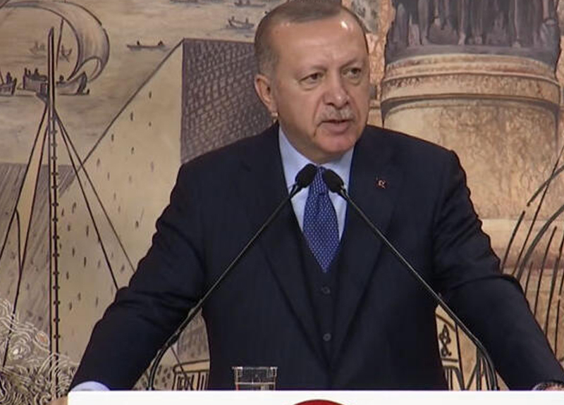 Cumhurbaşkanı Erdoğan'dan çok önemli açıklamalar...