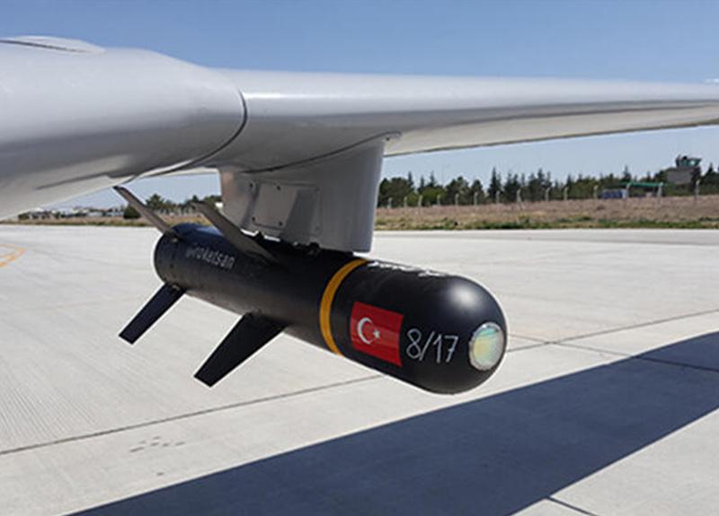 TSK Suriye'de rejim unsurlarına İHA ve SİHA'larla operasyon düzenledi