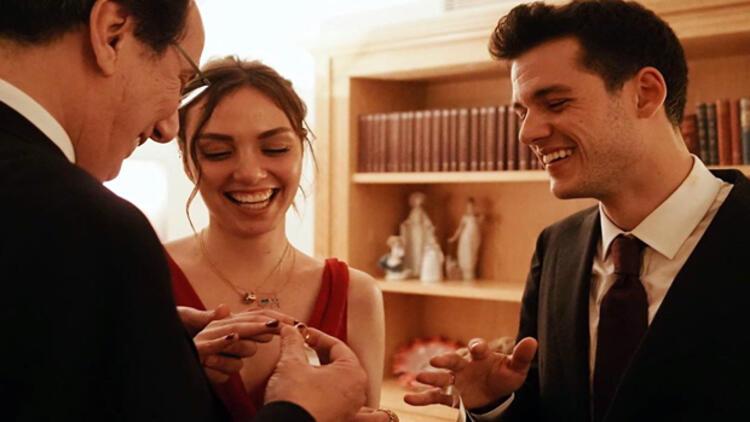 Ünlü YouTuber Orkun Işıtmak sevgilisi Merve Yorgancılar ile nişanlandı